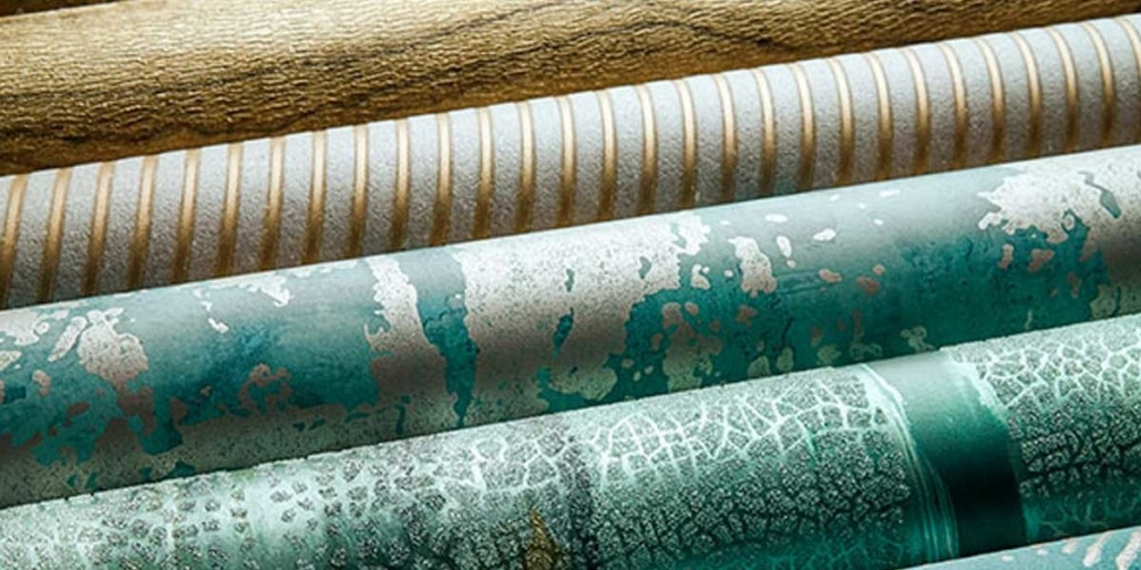 Anthology fabrics and wallpapers