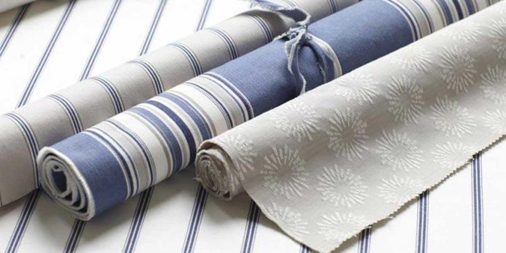 Romo fabrics in Yorkshire