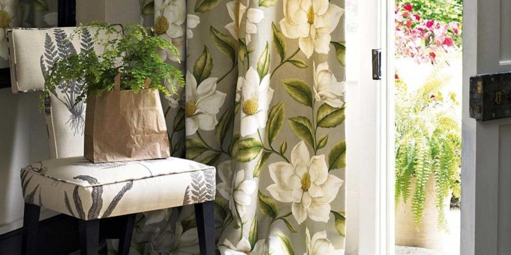Sanderson fabrics and wallpaper