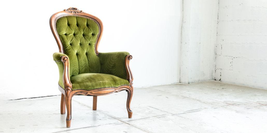 Bespoke reupholstery by Vanilla Interiors